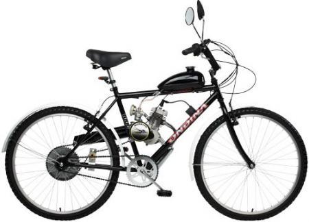 Bicicleta motorizada será vendida em Conquista | BLOG DO ...