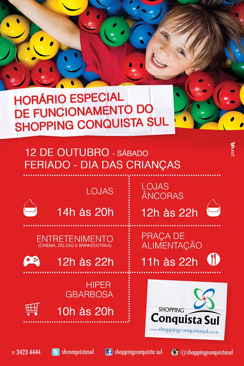 Dia das Crianças - Shopping C Sul  Setembro 2013