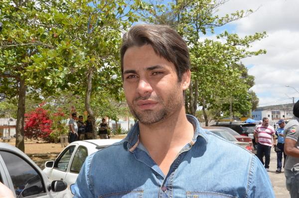 Resultado de imagem para Vereador conquistense Rodrigo Moreira